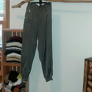 Silky Joggers